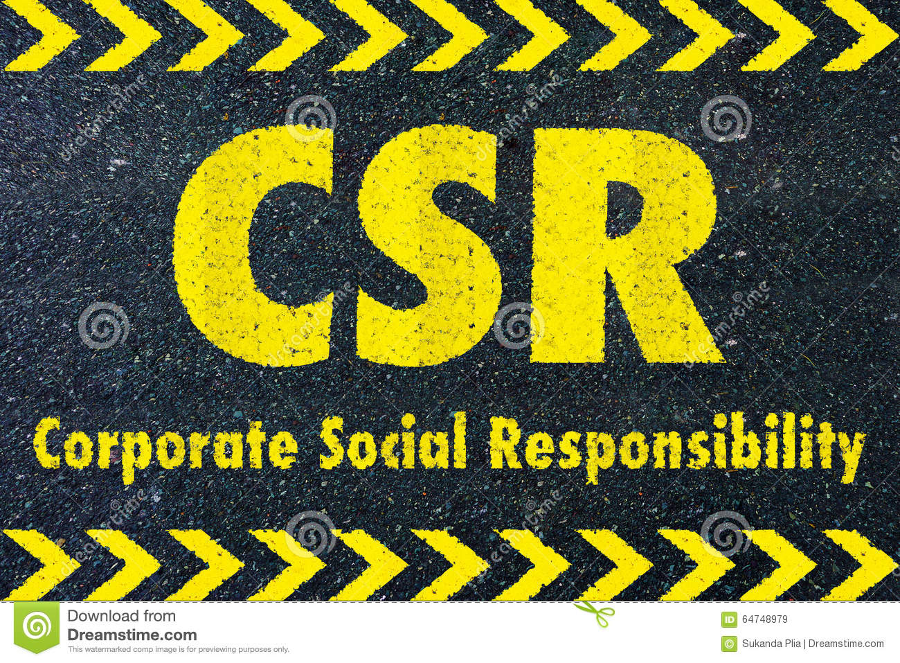 Talking about CSR